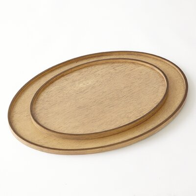 Langley Street Oval Tray