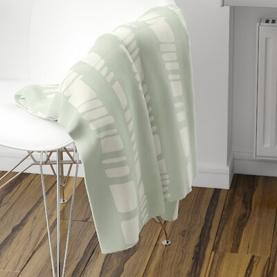 Sahara Fleece Blanket Size: 40