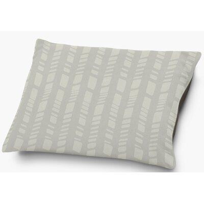 Sahara Pet Pillow with Super Plush Poly Top Color: Gray