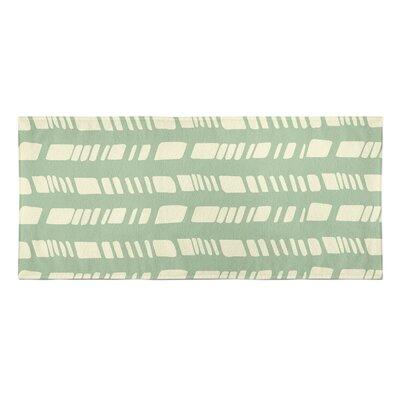 Sahara Beach Towel Color: Seafoam