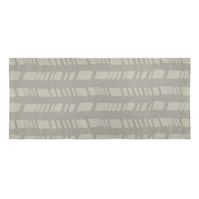 Sahara Beach Towel Color: Gray
