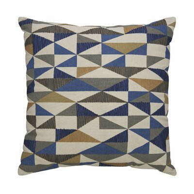 Tacoma Cotton Throw Pillow