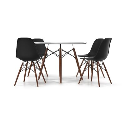 Evangeline 5 Piece Dining Set