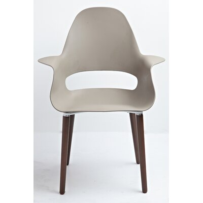 Scipio Accent Armchair Finish: Mild Grey