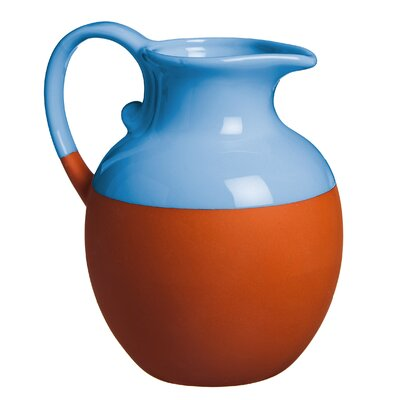 Kilroot Dipped Terracotta Pitcher