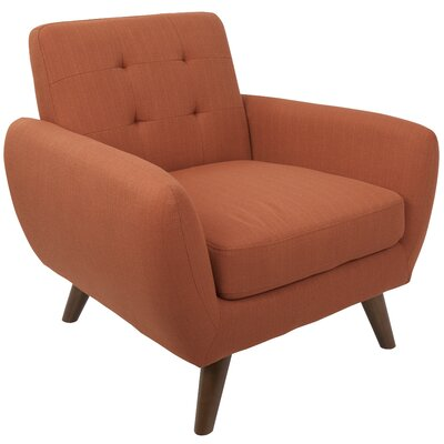 Springdale Mid-Century Modern Club Chair