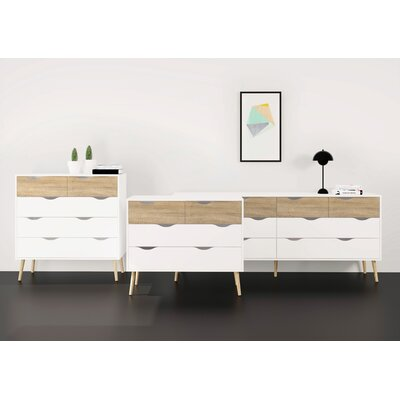 Langley Street Pajaro 5 Drawer Chest