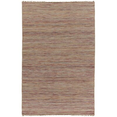 Carlane Beige Area Rug Rug Size: Rectangle 8 x 10