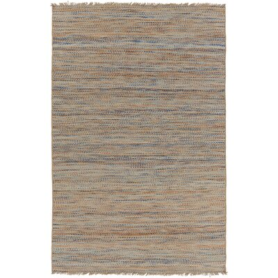 Carlane Hand-Woven Area Rug Rug Size: 8 x 10