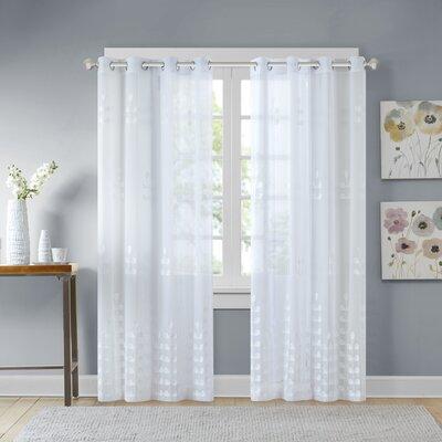 Coraline Single Curtain Panel