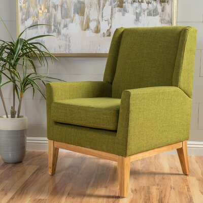 Hierry Wingback Arm chair