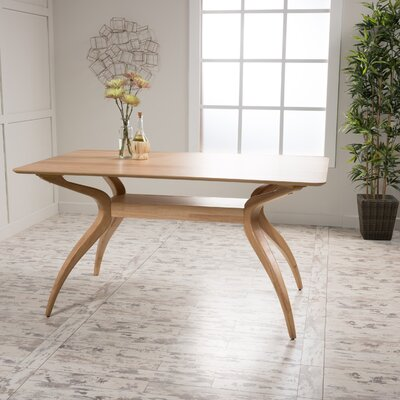 Paterson Dining Table Finish: Natural Oak