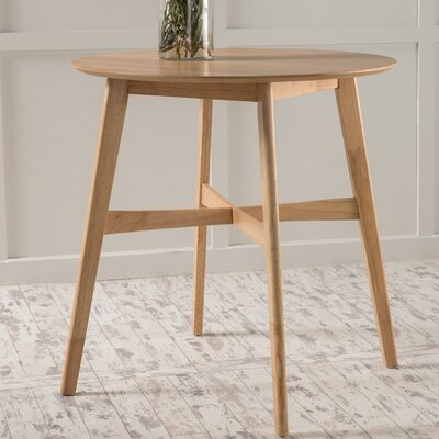 Santa Cruz Dining Table Finish: Natural Oak