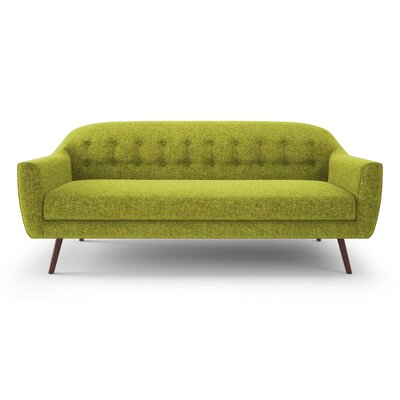 Canyon Sofa Color: Green