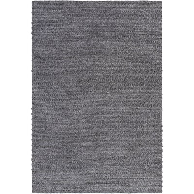 Vallejo Hand-Woven Area Rug Rug size: 4 x 6