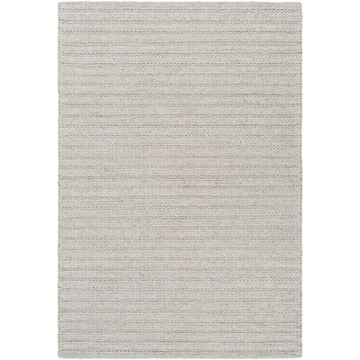 Vallejo Hand-Woven Camel Area Rug Rug size: Rectangle 9 x 13