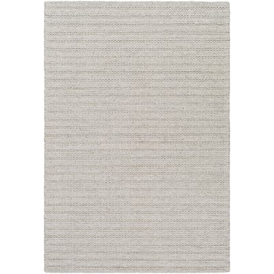 Vallejo Hand-Woven Camel Area Rug Rug size: 9 x 13