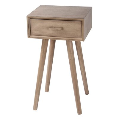 Baltimore End Table Finish: Natural