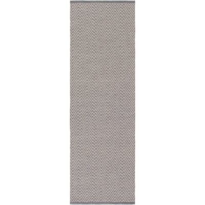 Granito Taupe/Gray Indoor/Outdoor Area Rug Rug Size: Runner 26 x 8