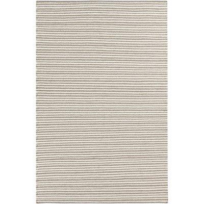 Tercero Hand-Woven Cream/Camel Area Rug Rug size: 5' x 8'