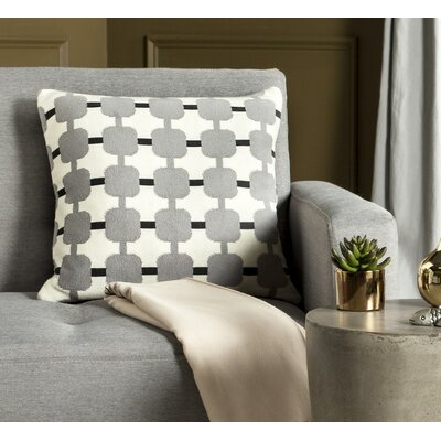 Nietos Square Throw Pillow Size: 20 x 20