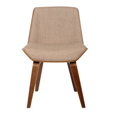 Alder Side Chair Upholstery: Beige