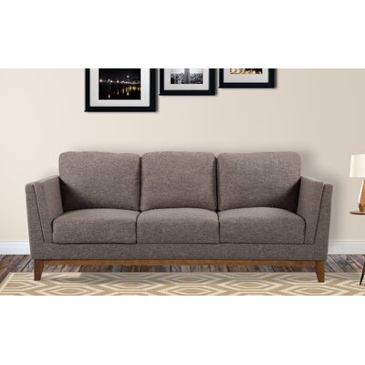 Artifore Modern Sofa Upholstery: Brown