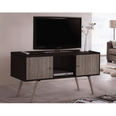 Park View 45 TV Stand Color: Chocolate