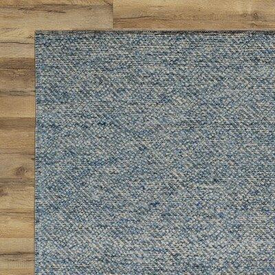 Daytona Beach Hand-Tufted Blue/Grey Area Rug
