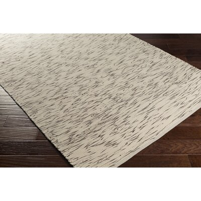 Forestport Hand-Woven Brown/Neutral Abstract Area Rug Rug Size: Rectangle 2 x 3