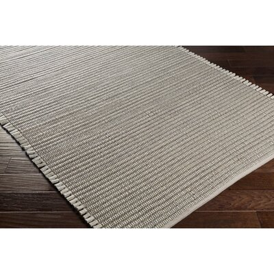 Eastchester Hand-Woven Neutral Area Rug Rug Size: Rectangle 5 x 76