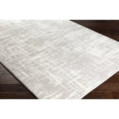 Sky Neutral/Gray Area Rug Rug Size: Rectangle 5 x 8