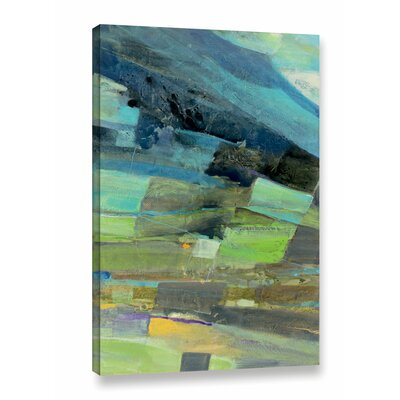 Langley Street View From the Coast I Painting Print on Wrapped Canvas