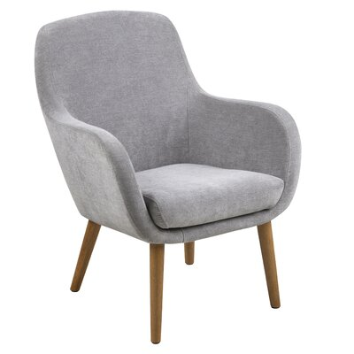 Bronwyn Resting Arm Chair Upholstery Type: Gray