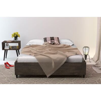 Langley Street Norloti Queen Platform Bed