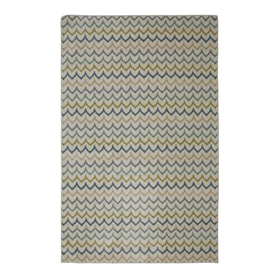 Centerville Beige Area Rug Rug Size: Rectangle 7'6