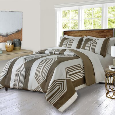 Nietos Comforter Set Size: King