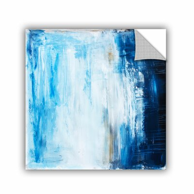 Hogan Ice Cold Wall Mural Size: 14