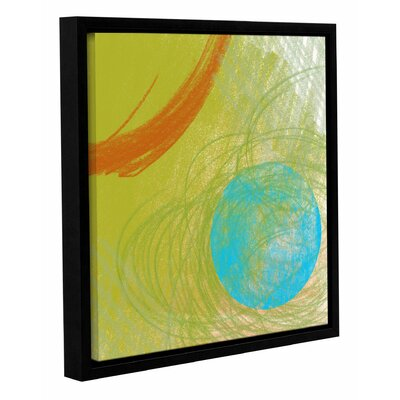 Langley Street Peace I Framed Painting Print on Wrapped Canvas