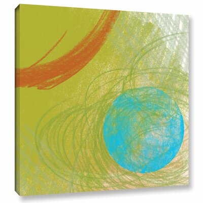 Langley Street Peace I Painting Print on Wrapped Canvas