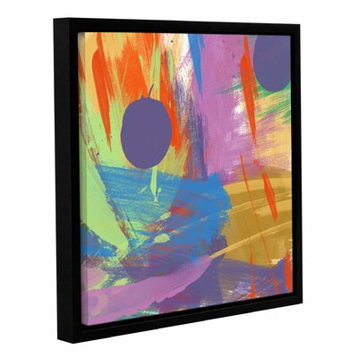 Langley Street Passionate Joy I Framed Painting Print on Wrapped Canvas