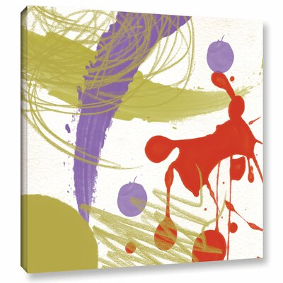 Langley Street Organized Chaos I Painting Print on Wrapped Canvas