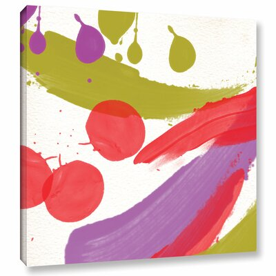 Langley Street Organized Chaos II Painting Print on Wrapped Canvas