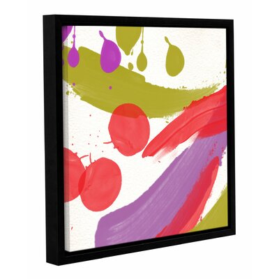Langley Street Organized Chaos II Framed Painting Print on Wrapped Canvas