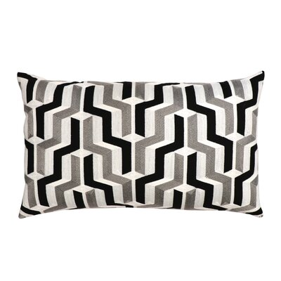 Langley Street Omaha Decorative Cotton Lumbar Pillow