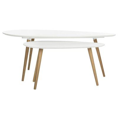 Condesa 2 Piece Coffee Table Set