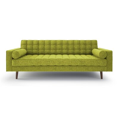 Cosgrove Sofa Upholstery: Green