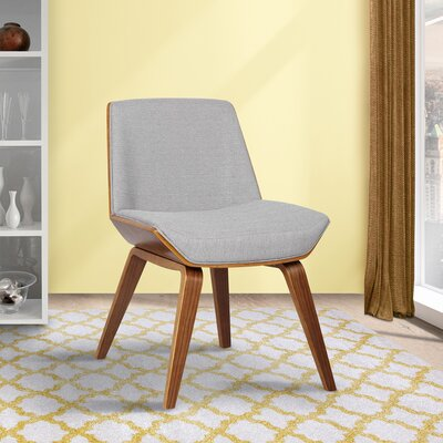Alder Parsons Chair Upholstery: Gray