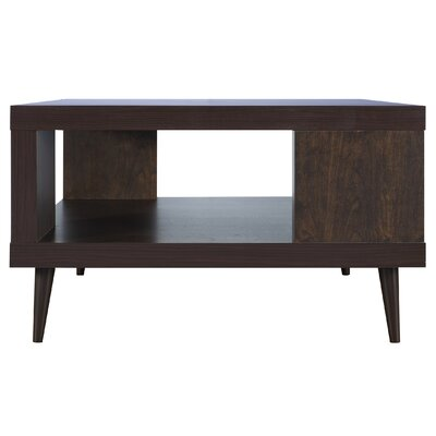 Cassia Coffee Table with Magazine Rack