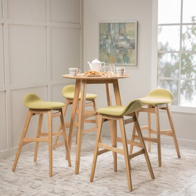 Adriana 5 Piece Dining Set